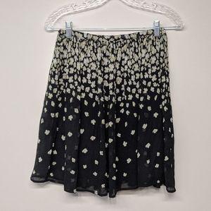 Elle pleated skirt